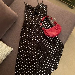 Dress and purse set